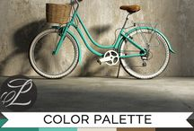 Color Inspiration / by Melissa Hendrickson