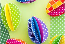 Easter ideas / Collection of Easter craft and food ideas the kids will enjoy.