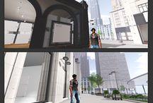 """Digital CULT - Virtual Reality Lab - BOSL region / Digital CULT - #Virtualreality lab - here's a new CUSTOM building project --] for #Secondlife """"BOSL region"""" Website: http://www.mydigitalcult.com/ SL showroom: http://maps.secondlife.com/secondlife/New%20ITLAND/121/140/32 SL Marketplace showroom: http://marketplace.secondlife.com/stores/28867"""