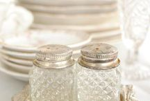Table decor / Place settings and centerpieces
