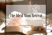 Mom Life / All things pertaining to you, the mom: the decisions in parenting, the me time always needed and all the things mom's will love