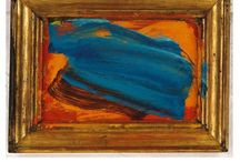 Howard Hodgkin and miniatures