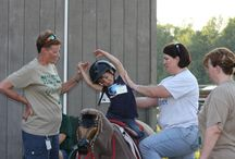 Physical Therapy and Therapeutic Riding / The Equicizer offers a fun alternative way of conducting therapeutic exercises for children and adults, providing them with physical and cognitive benefits.