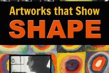 Art Class -Shape