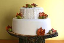 Luontokakkuja - Nature cakes / Luonto inspiroi ja innostaa myös kakkutaitureita. Täältä löydät hurmaavimmat luontokakkuideat, joita voit soveltaa omassa kotikeittiössäsi!
