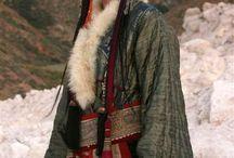 central asia/mongolia etc
