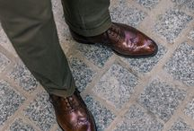 PATINE SHOES - Secondhand Dandy