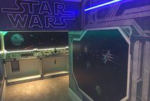 wHeN i hAvE KiDdOs...Star Wars Playroom