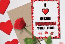 Valentine Pintables