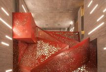 Arcitecural interior / Sculptural design