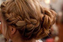 beautiful hair / by Donna Cannady
