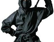 Samurais and Ninjas