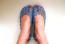 Crochet: Socks