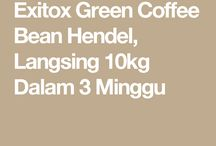 Hendel Green Coffee Bean Exitox