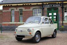Classic Fiat 500 Nuova