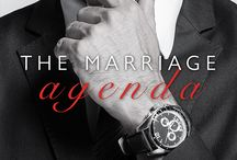 The Marriage Agenda (Entangled Indulgence) / Snippets and scenes from The Marriage Agenda, a contemporary romance from Entangled Publishing's Indulgence imprint.
