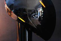 "Tron ""Rizzler"" Legacy Helmet"