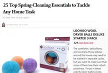 LooHoo in the News! / Our award winning, mention worthy products have gained a lot of attention since we first introduced them. See why the media is taking notice!