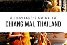 Nord-Thailand / Chiang Mai, Chiang Rai, Pai und der Doi Suthep Nationalpark mit seinen Tempeln sind eine Reise wert! Perfekt für Trekkingtouren oder zum Sightseeing.