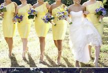 Bridal Attendant Dresses / Creative and attractive fashions for your bridal party