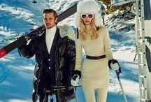 Ski Editorials