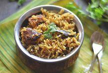 Indian Kitchen - Pulao & Biriyani Varieties