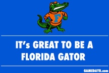 It's Great To Be A Florida Gator / by Barbara Washburn