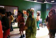 Line Dance / Line Dance #Lamirage Cafe #The Belezza Arcade#Jakarta, Indonesia