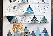 advent calendars / by Dani Lebo