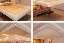 HOUSE  -  BED IDEAS / by Donna Ross