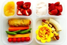 school lunches / by Monique Kling