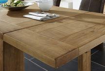 Möbelserie - Nyborg / Gebürstetes Pinienholz