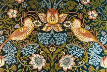Arts & Crafts Movement / Arts and Crafts Architecture, features and Arts and Crafts Gardens.