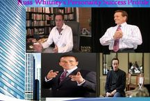 Russ Whitney's Personality Success Profile
