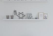 Kamer Decoratie Bedrooms Grey White