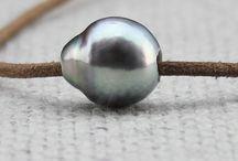 Unisex Pearl Jewelry