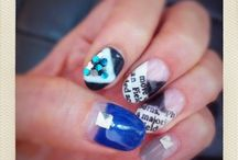 nail / nail collection in my nail too♥