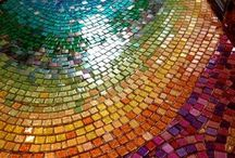 Mosaic Table pic