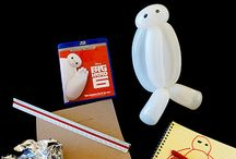 Mommy Camp 2016: Baymax, Inventor/Engineer