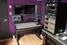 Radio and Recording Studios