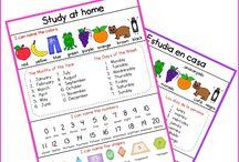 Kindergarten - School Supplies / by Kinder Teacher