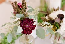 Bud Vase Arrangements