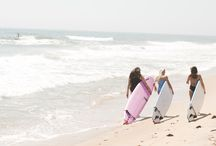 Surfers' Life Is Hapiness