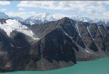 Reisen nach Zentralasien