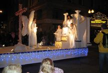 Christmas parade / by Renea Davis
