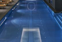 Vnitřní bazén Ladná