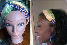 DIY headband wax