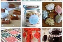 handmade gifts..& more