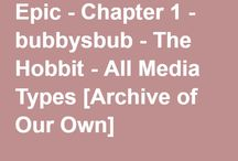 The Hobbit Fic Recs