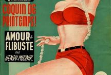 Pin-Up Art by CAILLE, René